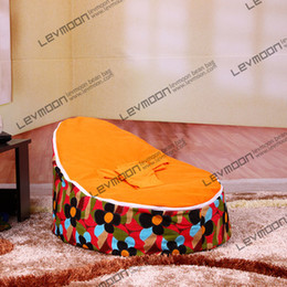 Wholesale baby bean bag chair with up cover baby bean bag baby beanbags chair bean bag seat bean bag furniture