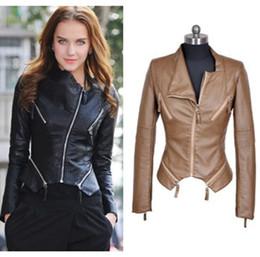 Asymmetrical Leather Jacket Online   Asymmetrical Leather Jacket