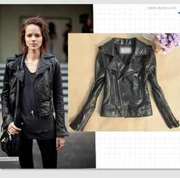 Real Short Leather Jacket For Women Online | Real Short Leather ...
