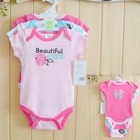 bebe clothing - Baby Romper Infant Rompers Baby Boy Girl Romper Newborn Bebe Clothing Bebe Overall Baby Wear roupa de bebe menino