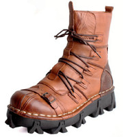 horse tack - Men s new first layer of leather boots genuine in tube warm boots Tall boots horse tack