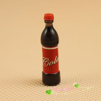 baby boys furniture - G05 X0052 children baby gift Toy Dollhouse mini Furniture Miniature baby resin drink cover can opened