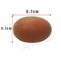 Wholesale New Wooden Eggs Educational Interesting Kid Toy Artificial Kitchen Easter Egg Styles for Choice OAA00034