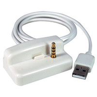 Wholesale USB Charger amp Sync Dock Cradle for Apple iPod nd Gen G Lead Cable