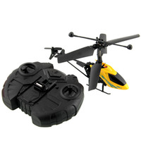 Wholesale Shatter Resistant Radio Remote Control Aircraft CH I R RC Quadcopter Helicopter Gifts