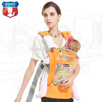 Wholesale New brand canguru baby carrier colors cotton portabebes ergonomic baby carriers backpacks for m bebes slings mochilas