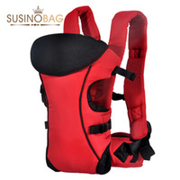 Wholesale SUSINO Fashion Mummy Top Quality Baby Carrier Infant Sling Allround Protection Baby Backpack Popular Designer Baby Sling Carrier