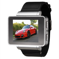 Wholesale Hours phone Smart watch mobile phone I3 with camera bluetooth touch screen MSN SKYPE Twitter Facebook smartwatch telephone