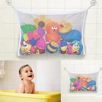 bath tub storage - Pc Set Lovely Kids Baby Bath Tub Toy Bag Hanging Organizer Storage Bag Medium x36cm