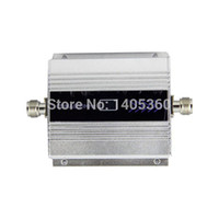 3g signal booster - Hot G MHz mhz GSM CDMA Mobile Phone Cell Phone signal Booster Repeater gain dbi LCD display function Free shippin