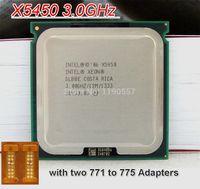 Wholesale INTEL XEON X5450 Processor GHz MB MHz Quad Core Server LGA CPU