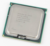 Wholesale Xeon E5430 CPU processor GHz L2 Cache MB Quad Core FSB MHz with lga771 to Adapter