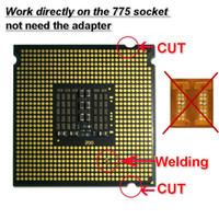 Wholesale Close to Core Quad Q6600 CPU from Xeon L5410 GHz MB MHz Quad Core LGA775 Processor