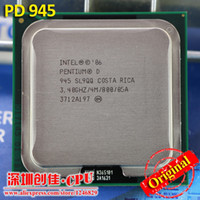Wholesale Original PD desktops cpu Intel Pentium D M Cache GHz MHz LGA P D CPU Scratter pieces