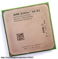 amd athlon - AMD Athlon x2 processor GHz MB L2 Cache Socket AM2 Dual Core scattered pieces cpu