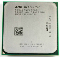 Wholesale AMD Athlon II X3 processor GHz MB L2 Cache Socket AM3 Triple Core scattered pieces cpu