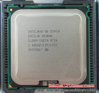 Wholesale works on LGA mainboard no need adapter For Xeon E5450 CPU GHz M close to LGA775 Core Quad Q9650 Processor