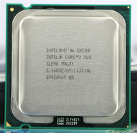 Wholesale Original E8500 For Intel Core Duo E8500 GHz M MHz Dual Core Processor Socket CPU