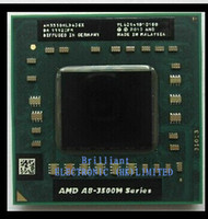Wholesale A8 M CPU MB L2 Cache GHz to GHz Socket FS1 PGA722 AM3500DDX43GX A8 M Tray Laptop CPU