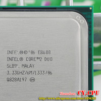 Wholesale For Intel Core Duo E8600 CPU Processor Ghz M GHz Socket