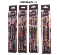 Wholesale ZHIGAO V9 Non Slip Coated quot Spinning Pen Japaness Collection V9