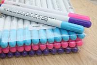 air erasable pens - New Air Erasable Pen Pink Purple Marking Pens Sewing Handmade DIY Tool Water Erasable Pen