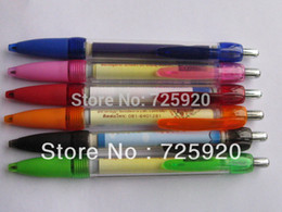 Wholesale Promotional banner pen customization fast service and shipping hot selling