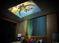 Wholesale New Best K P Quad core Android H265 smart Blu ray full hd D LED Projector beamer support Miracast Bluetooth