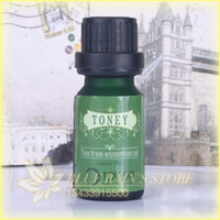Wholesale tea tree rose lavender essential oil ml each with for anti acne and whitening