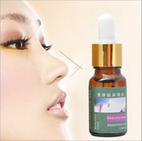 Wholesale No Surgery Powerful Nosal Bone Remodeling oil Nose Lift Up Cream Magic Essence Cream Nose up essential oil pc