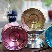Wholesale High quality KK Bearing yo yo Suitable for play A A A Finger spin design yo yo Butterfly Entertainment sports