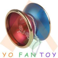 active magnetic bearings - AODA Royal star New Active Roller Bearing Super Funny Yo Yo Toy Yofantoy yoyo ball Free YoYo Accessory