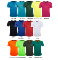 Wholesale New tennis men s brand tshirts for men sports tennis running undershirts casual shirts T shirt for tennis