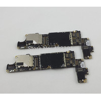 Wholesale G Unlocked Original For iphone s Mainboard Motherboard Logic Board with Chips amp Good Working