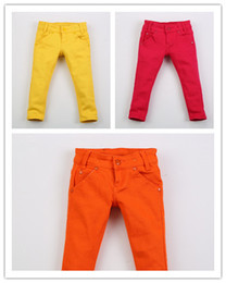 Discount Red Jeans For Kids | 2017 Red Jeans For Kids on Sale at ...