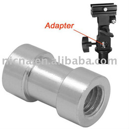 Wholesale quot quot Spigot Stud camera Adapter Female Screw Thread FOTGA