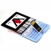 Wholesale HUNTERxHUNTER Hunter X Hunter license Gon Freecss cartoon card U G gift