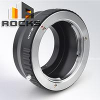 camera lens minolta - PIXCO Mount Adapter Ring Suit For Minolta MD MC Lens To Olympus Panasonic Micro Four Thirds Micro Camera