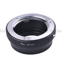 camera lens minolta - PIXCO Mount Adapter Ring Suit For Minolta MD MC Lens To Olympus Panasonic Micro Four Thirds Micro Camera