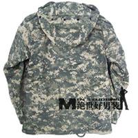 acu winter jacket - US Army ACU camouflage Outdoor Jacket US Military Jacket Outdoor Wargame CS Jacket Camouflage Warm winter jacket