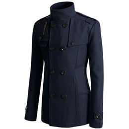 Duffle Coat Men Slim Online | Duffle Coat Men Slim for Sale