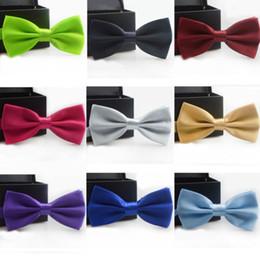 Bow Atacado-14 estilos clássicos Moda Novidade Homens Wedding Tuxedo ajustável Gravata do laço
