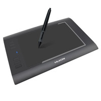 Wholesale Huion x Inches digital Levels pen pressure USB Graphic Drawing Wireless Professional Art Tablet With hot keys H58L