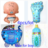 angels inflatables - mixed Angel Baby foil balloon baby shower baloon for newborn birthday decoration inflatable air balls helium baloes