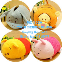 baby animal videos - Big TSUM Cartoon Cute Eeyore Donkey Piglet Pig Bear Tigger Tiger Doll Stuffed Animals Plush Toy Baby Birthday Gift