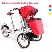 baby bike seat carrier - Rain Cover of Baby Seat of Pushchair Bicycle Baby Car Windscreen of Mother Baby Stroller Bike in1 Carrier Bike