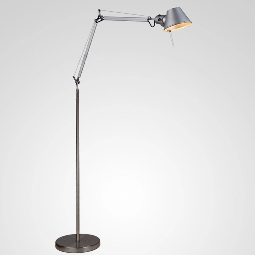 wholesale modern floor lamp 15m aluminum hat shape office lighting standing lamp read cheap office lighting