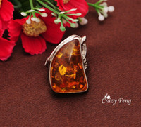 amber stone ring - High Quality New Brand Design Simple Amber Stone Rings for Women Men Fashion Wedding Ring Jewelry Accessories Band Rings Jewelry