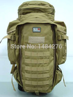 bar rifle - Military Tactical Full Gear Rifle Combo Backpack Outdoor Multi Functional Camping Bag Hunting Bags Colors