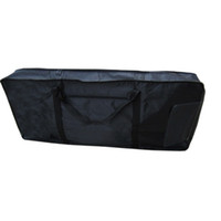 Wholesale Protable Musical Instruments Storage Case Key Piano Electone Electronic Music Keyboard Bag Case Organizer